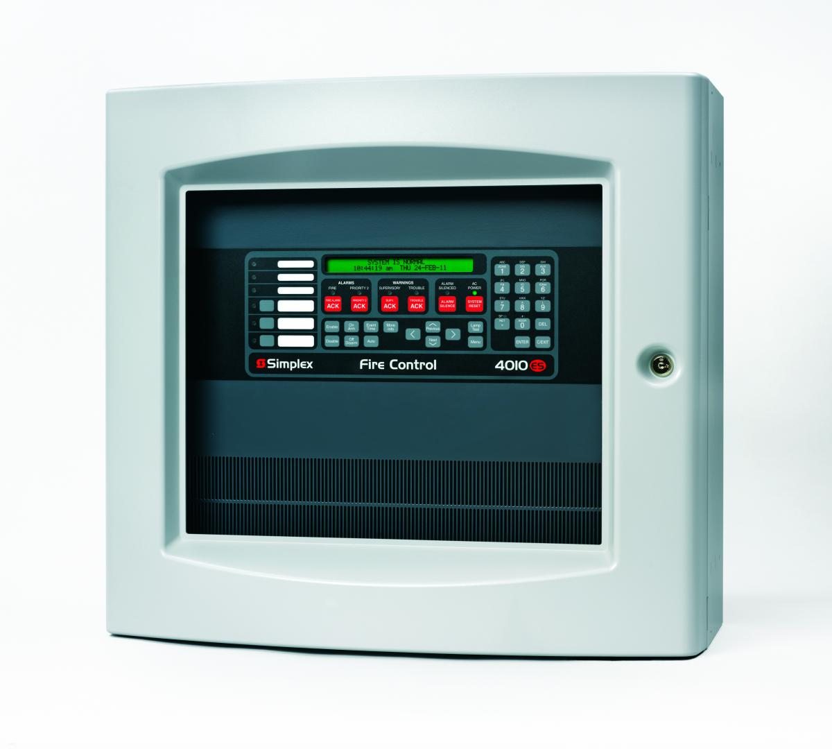 Fire Alarm Control Panel – 4010ES SIMPLEX (Tyco) by Johnson Controls