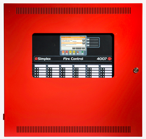 SIMPLEX_4007ES_Fire Alarm Control Panel – 4007ES: SIMPLEX (Tyco) by Johnson Controls