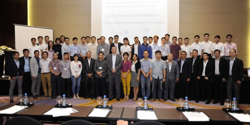 SIMPLEX (TYCO) BY JOHNSON CONTROLS – Ha Noi Seminar