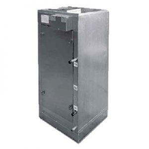 Vertical Reduced-Footprint Blower-Coil Units