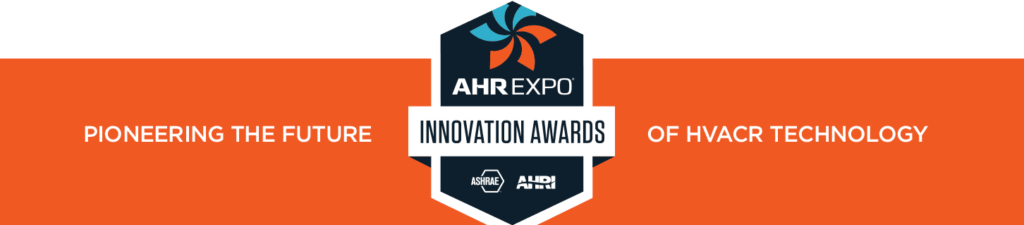 CHILLER YORK® YZ GOT INNOVATION AWARD AT THE AHR EXPO 2019