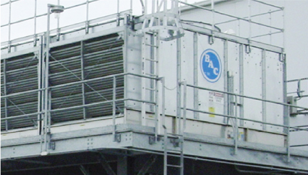 EASY CONNECT® – AN OPTION FOR BALTOMORE AIRCOIL COOLING TOWERS